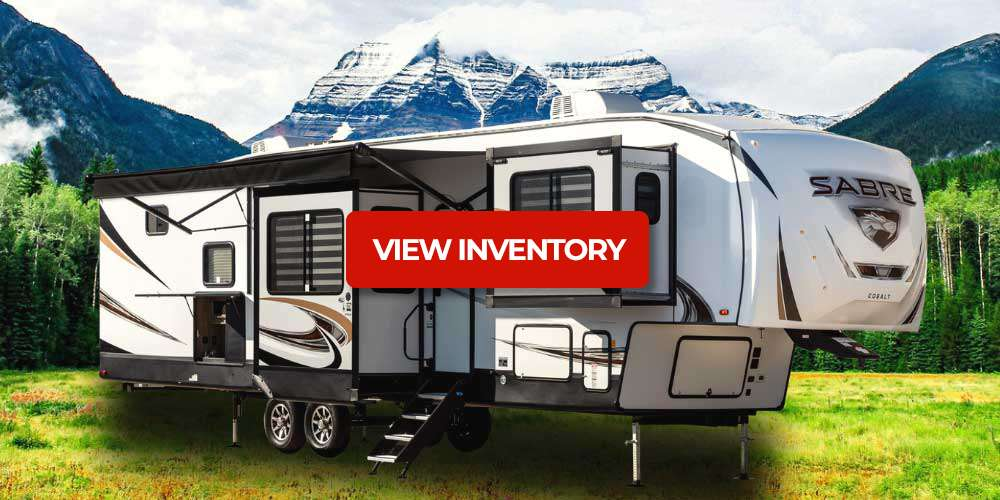 Afforable Luxury Sabre Fifth Wheels